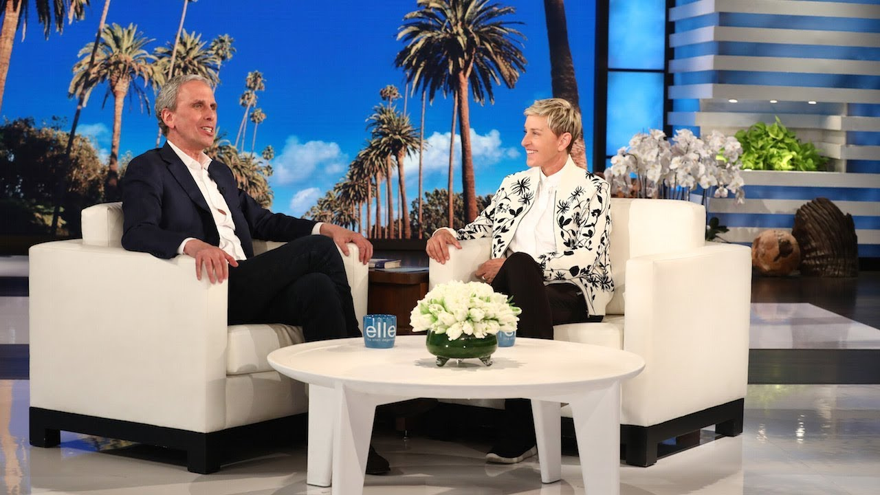 Ellen Show 'Bob Roth' on TM